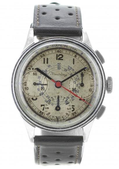San Francisco 4eca7 1a5fe Luxury watch Breitling Chrono vintage - Kronos360
