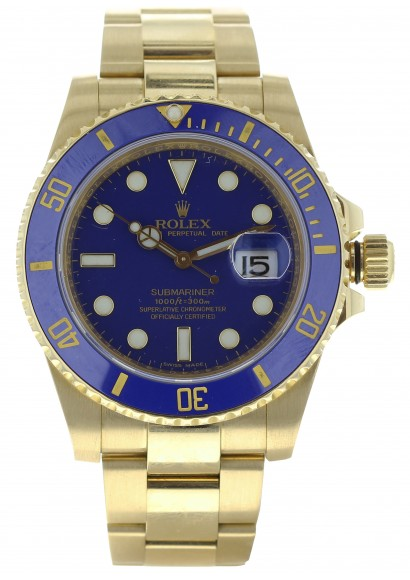 cheap for discount 73507 dcaf0 Luxury watch Rolex Submariner - Kronos360