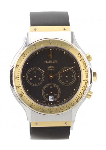 recherche de liquidation design distinctif magasiner pour les plus récents Hublot MDM Geneva chronograph ref 1620.2 watch - Kronos 360
