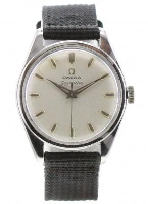 achat le plus récent profiter du prix le plus bas convient aux hommes/femmes OMEGA Omega Seamaster Vintage - ref 299015C