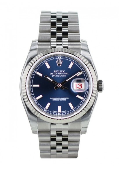ace0a471feb Montre Rolex Datejust 116234 d occasion