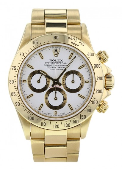 hot sale online 8d2b1 fdb77 Luxury watch Rolex Cosmograph Daytona 16528 - Kronos 360