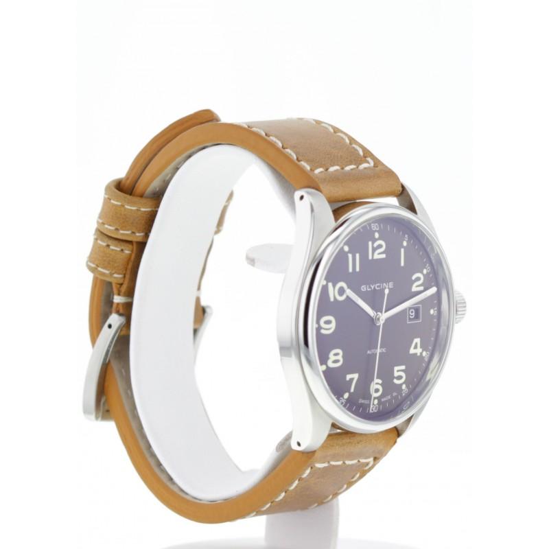 Luxury watch Glycine Combat 6 second-hand 550€ - Kronos 360