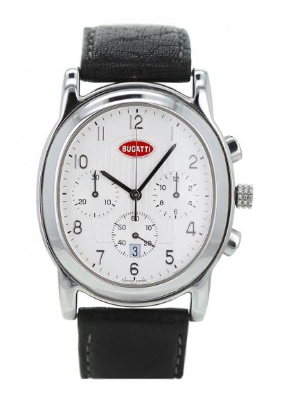 bugatti-chronographe-quartz-acier