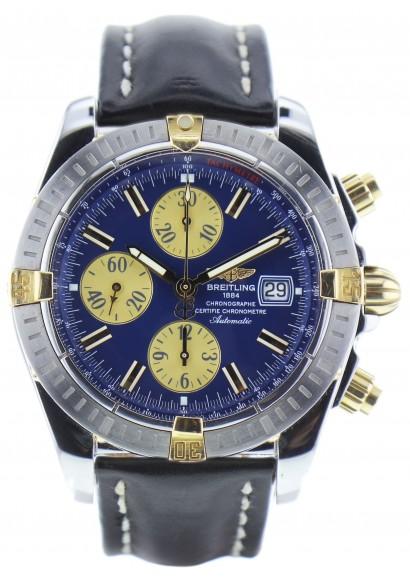 Breitling-Chronomat-Evolution-or-et-acier