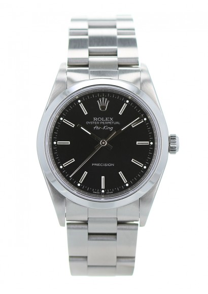 montre-rolex-air-king-14000-noir