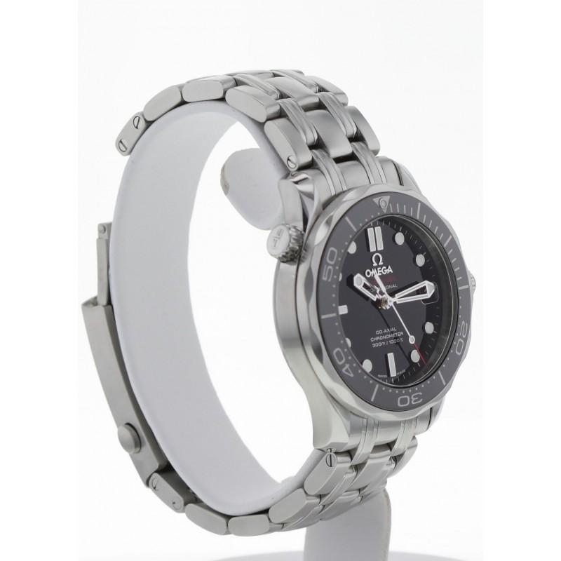 4e81fc59ec1cb Luxury watch Omega Seamaster NOS second-hand 3050€ - Kronos 360