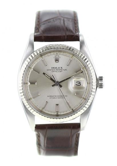 72b9c0d78118 Montre de luxe Rolex Datejust 1601 d occasion - Kronos 360
