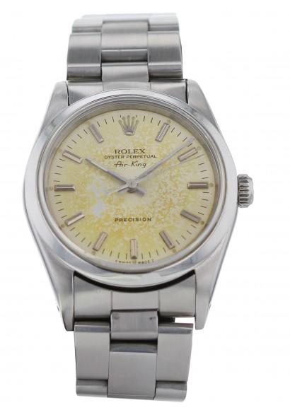 Luxury watch Rolex Air King Precision 14000 vintage , Kronos 360