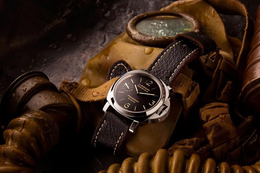 emballage fort vente énorme style de la mode de 2019 Panerai, de l'outil militaire à la montre de collection ...