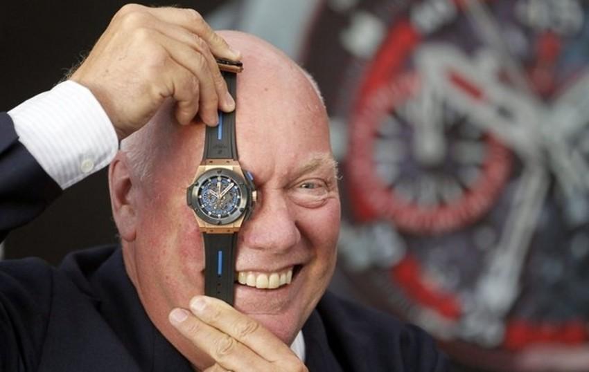 Portrait : Jean CLaude Biver, une vie de montres KRONOS 360